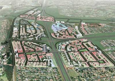 Irene Central – Pretoria – ±300ha
