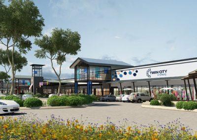 Twin City Mall Bushbuck Ridge – ±20 000m² GLA