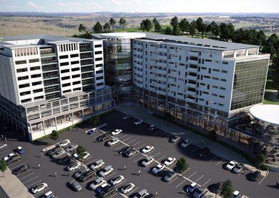 Elangeni Centre – ± 20 000 m² GLA