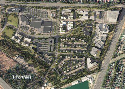 Castle Gate Mall & Business Park – ± 300 000m² GLA