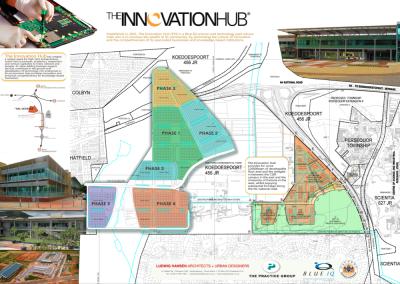 The Innovation Hub – Blue IQ, Pretoria