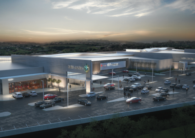 Ballito Junction – ± 30 000 m² GLA