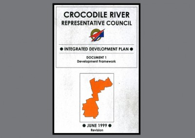 Crocodile River, Representative Council, June 1999