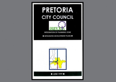 Pretoria, City Council, June 1999