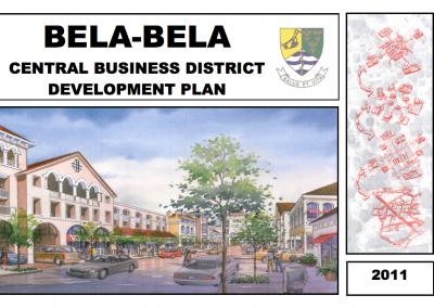 Bela Bela CBD Regeneration Strategy