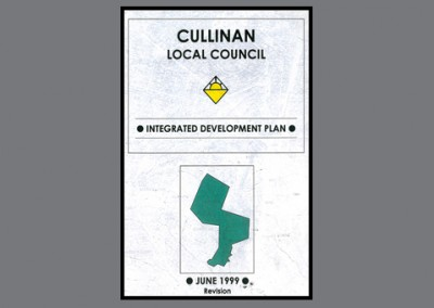 Cullinan Local Council June 1999