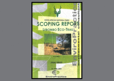 Lebombo Eco-Trail, April 2001