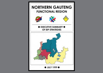 Northern Gauteng Functional Region, July 1999