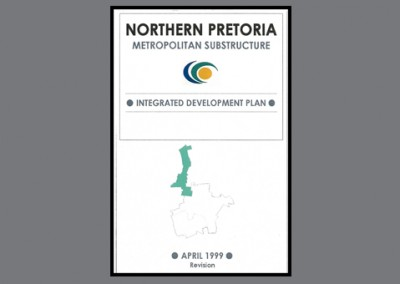 Northern Pretoria Metropolitan Substructure, April 1999