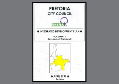 Pretoria City Council, April 1999