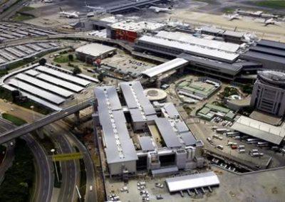 OR Tambo International Airport, North-Western Precinct Extension, ± 200 000m² GLA