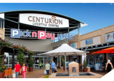 Centurion Mall Extensions