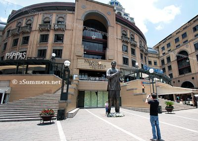 Sandton Shopping Centre Extensions, Madiba Square