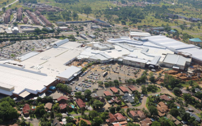 Wonderpark Regional Shopping Centre, ±105 000m² GLA (Extensions)
