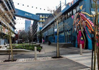 Jewel City, Johannesburg ± 67 000 m² GLA