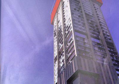 ABSA Towers Redevelopment, Johannesburg ± 26 585m² GLA